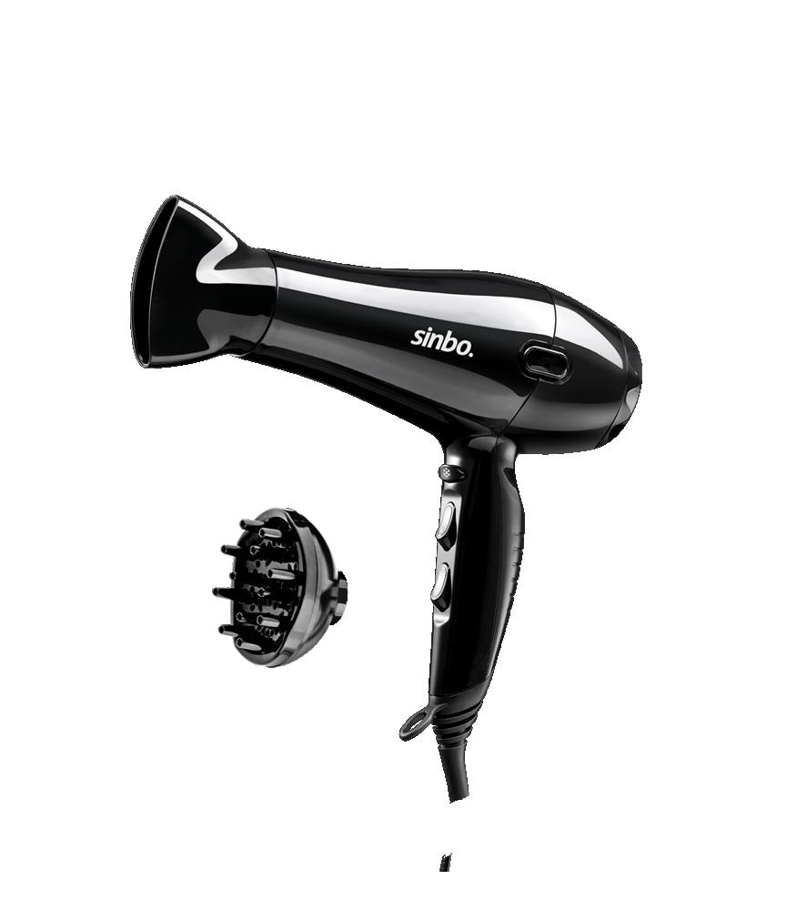 Фен для волос SHD 2686D