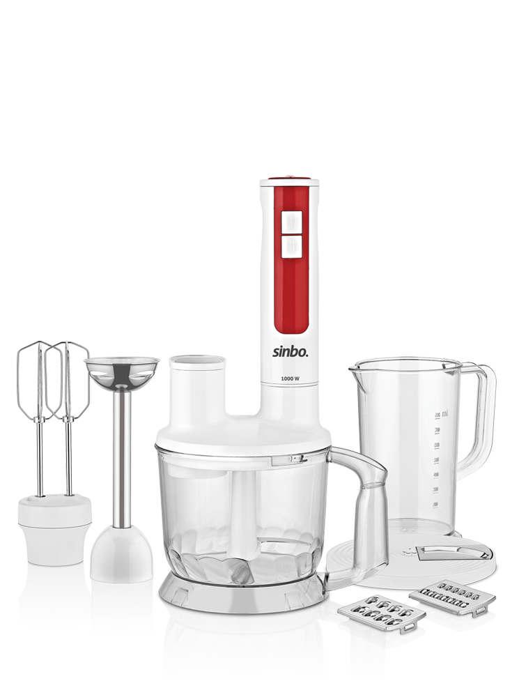 SHB 3107 Multi Blender Set