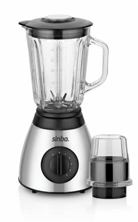 SHB 3113 Turbo Blender & Öğütücü