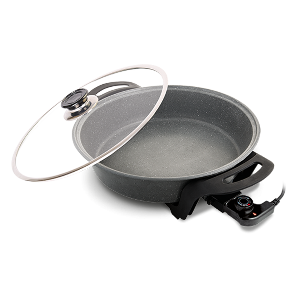 SP 5210G Electrical Granite Casting Pan