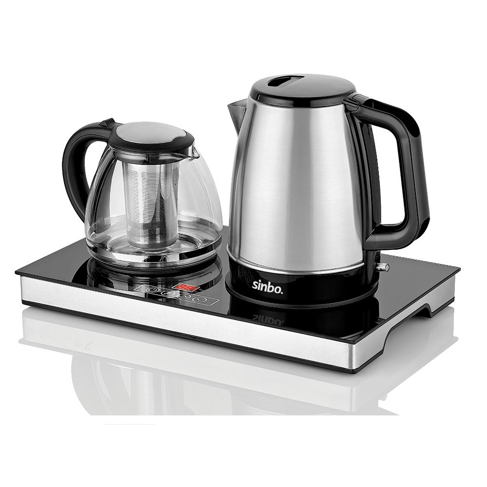 Электрический чайник и заварочник STM 5814