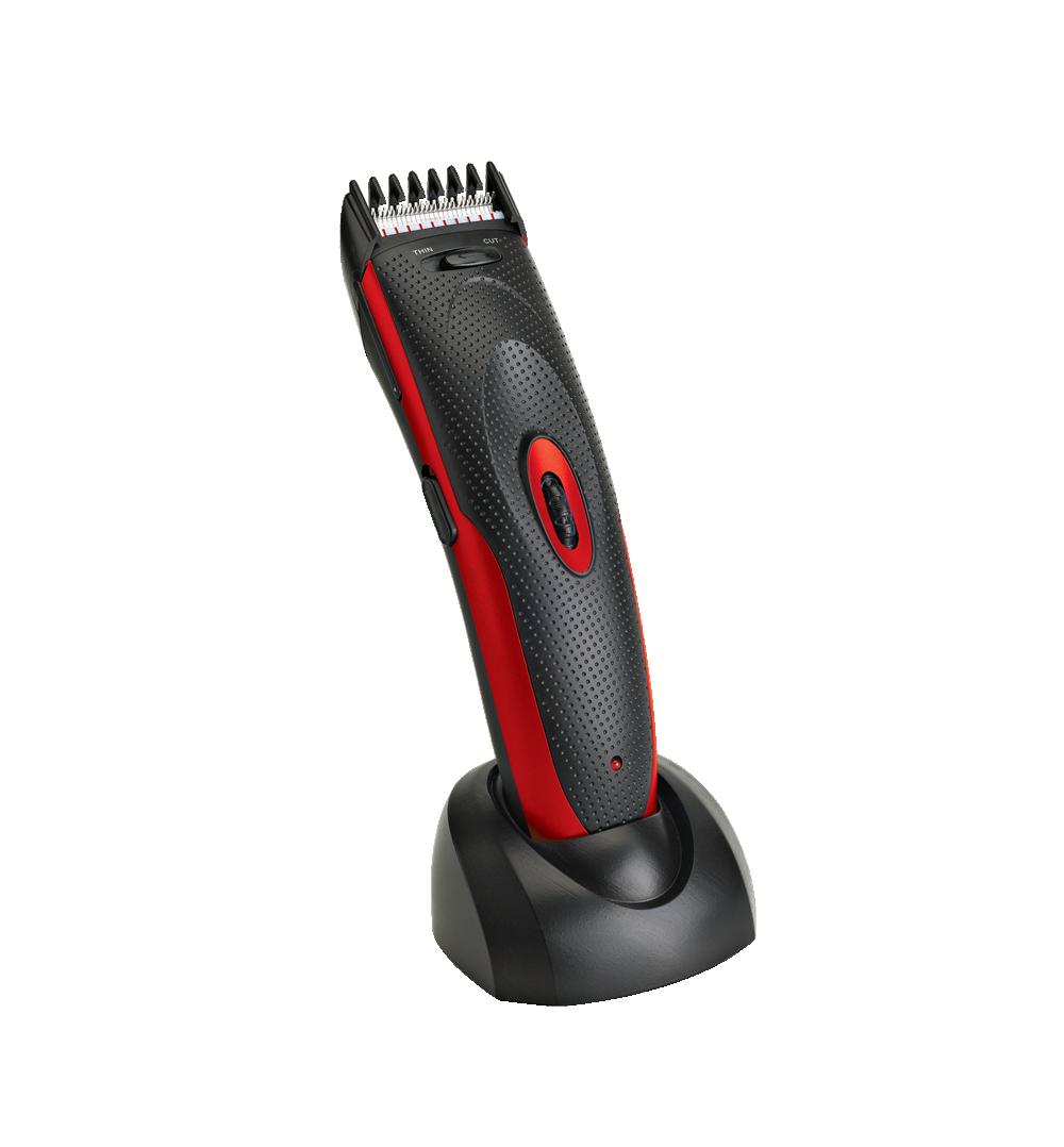 Аккумуляторная машинка для стрижки волос sinbo
