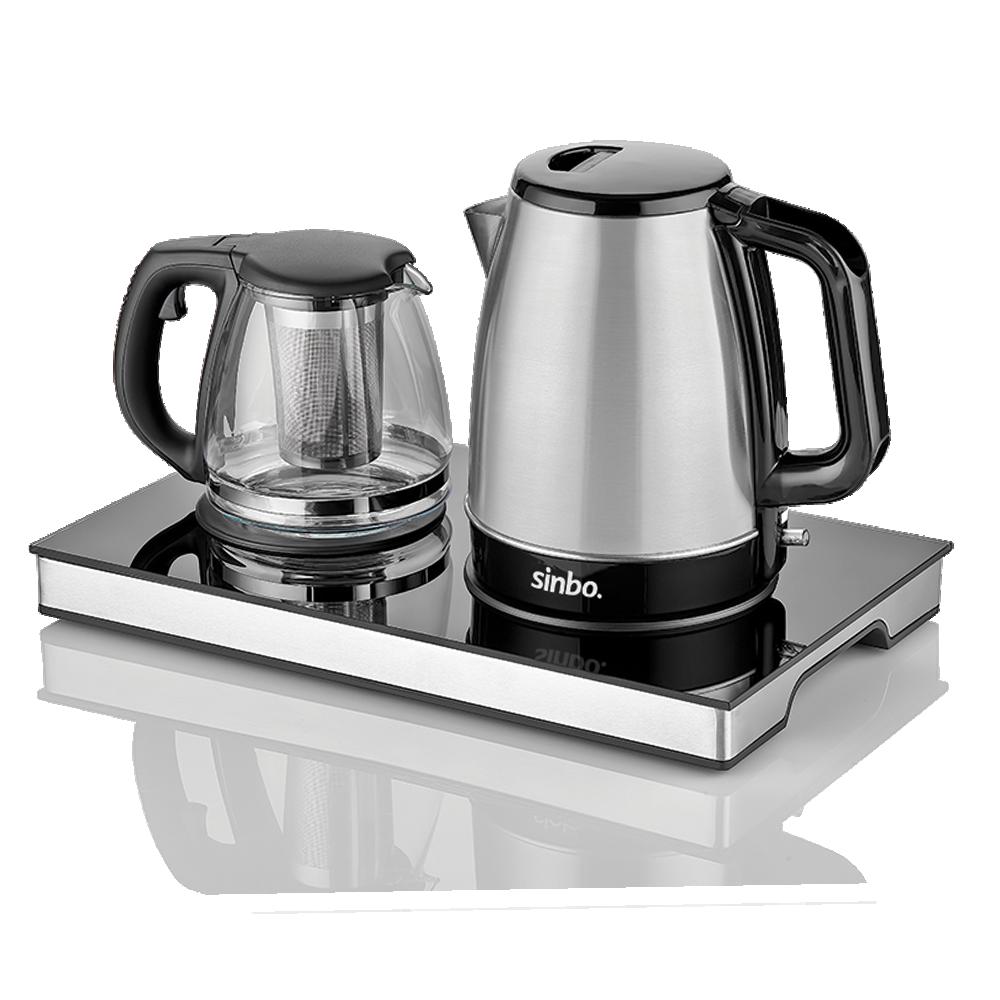 Электрический чайник и заварочник STM 5815